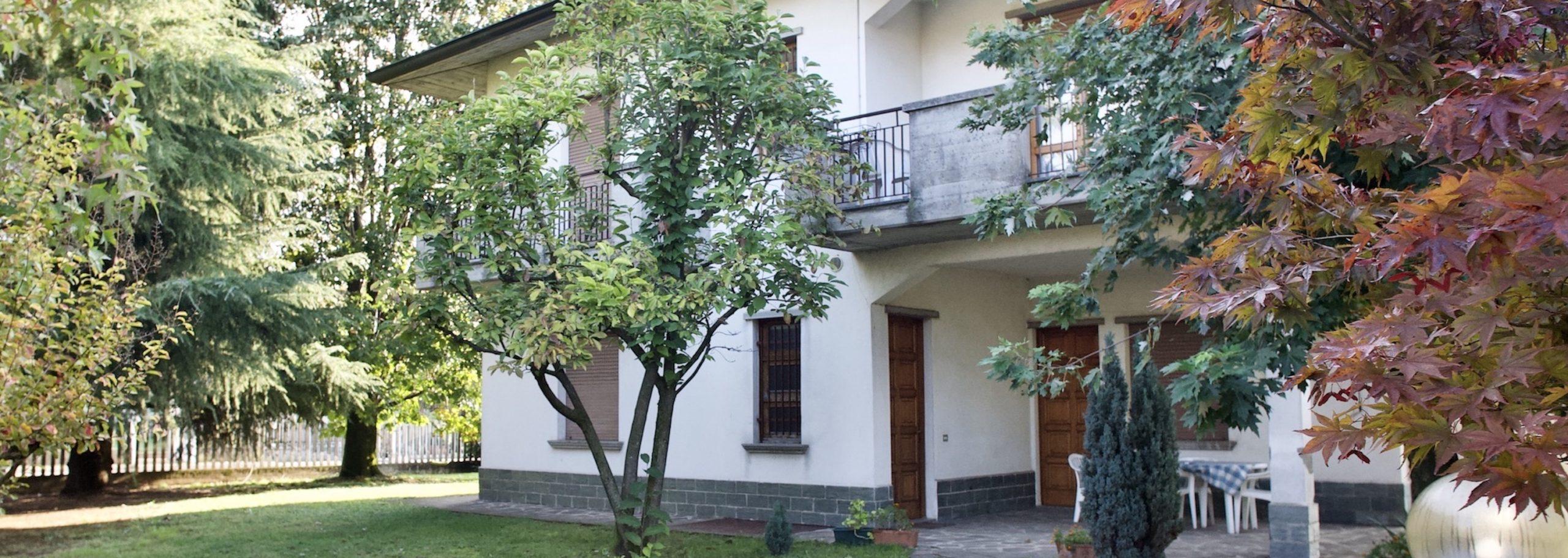 Villa singola a Caravaggio