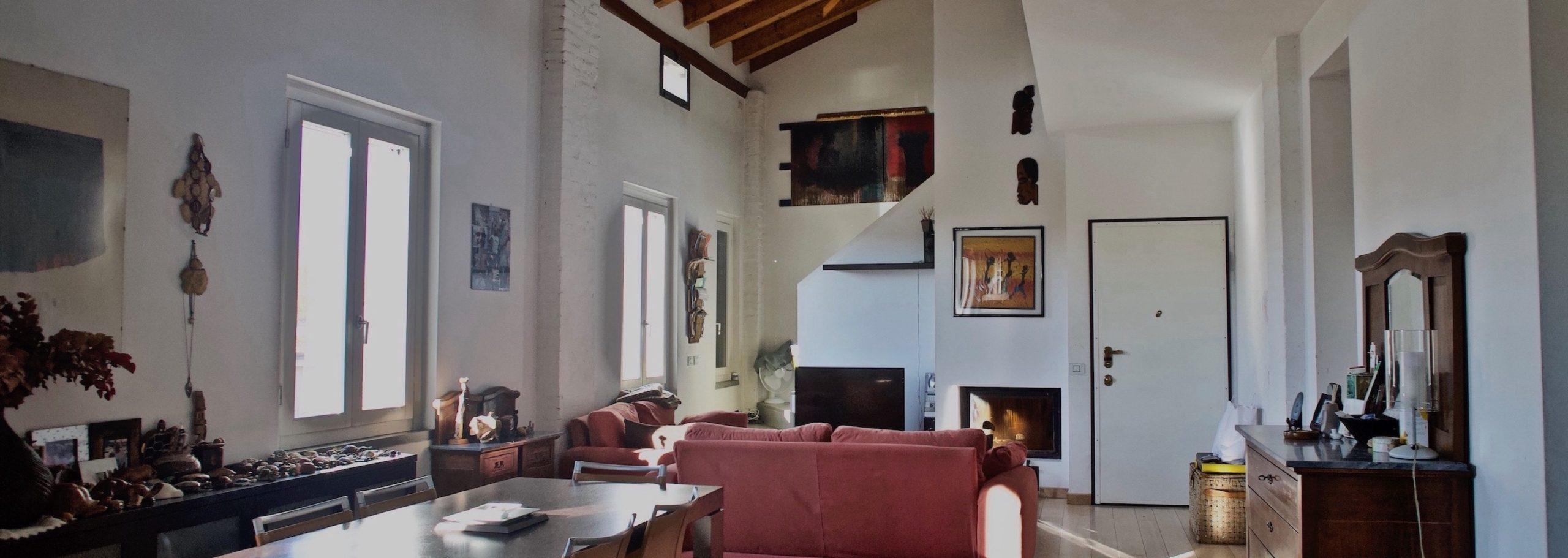 Porzione di casa indipendente a Caravaggio