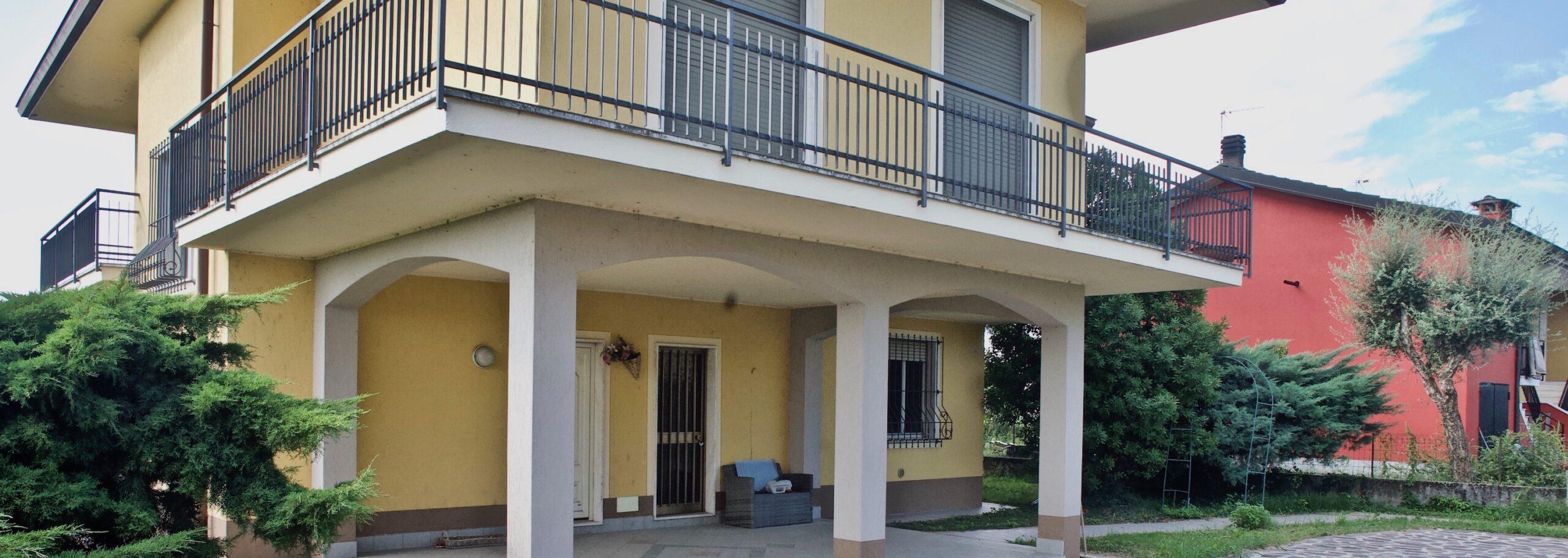 Villa singola ad Agnadello