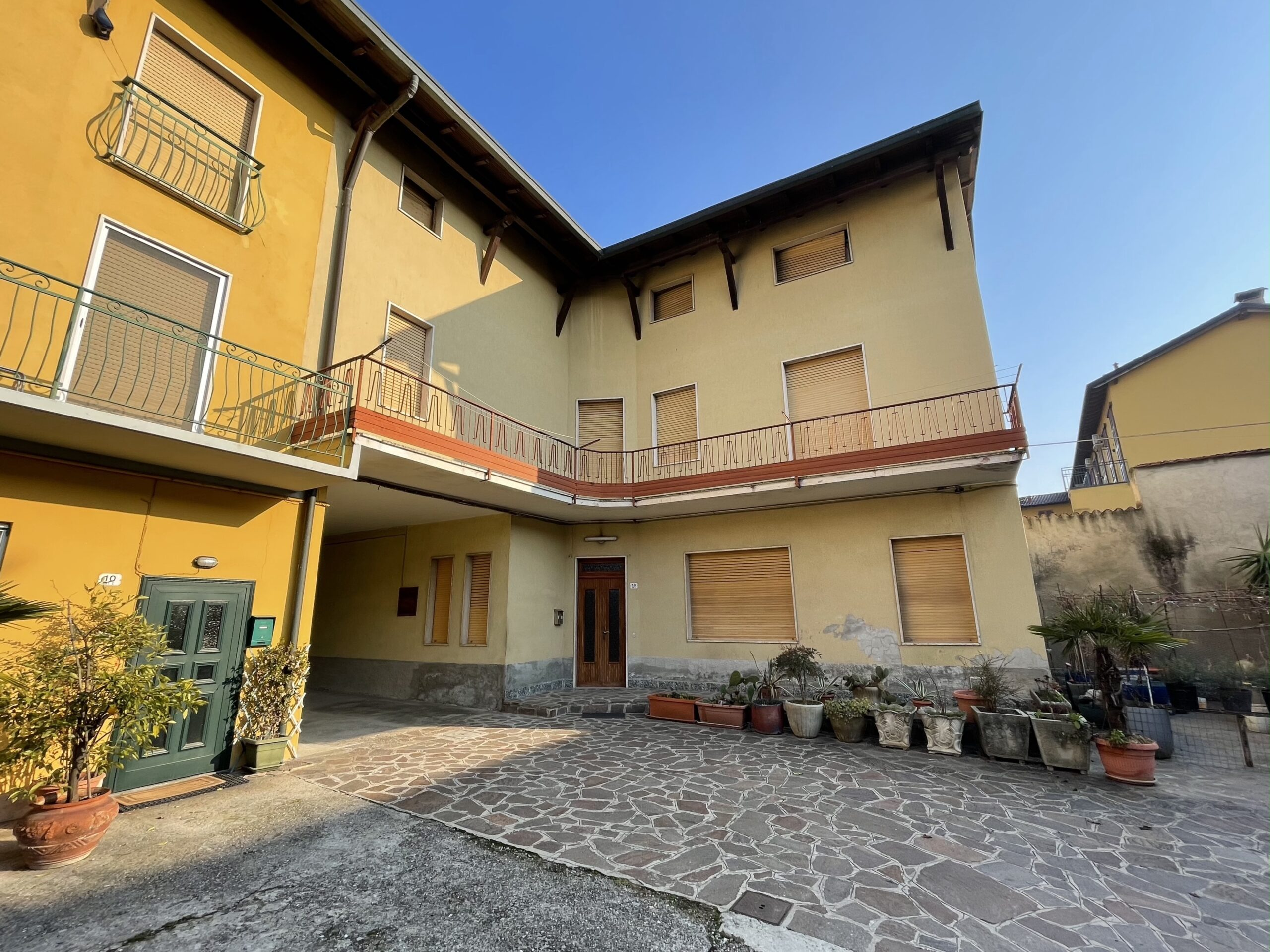Casa indipendente a Brignano Gera d'Adda