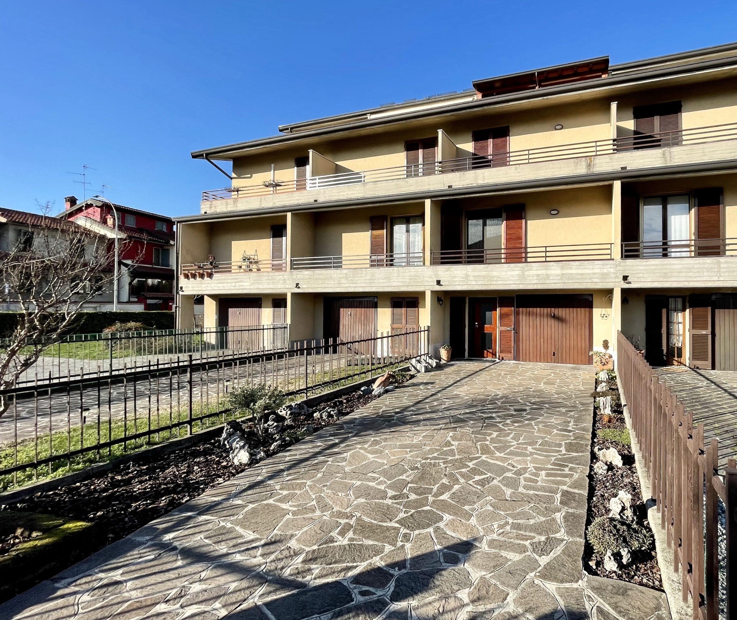 Villa a schiera a Caravaggio