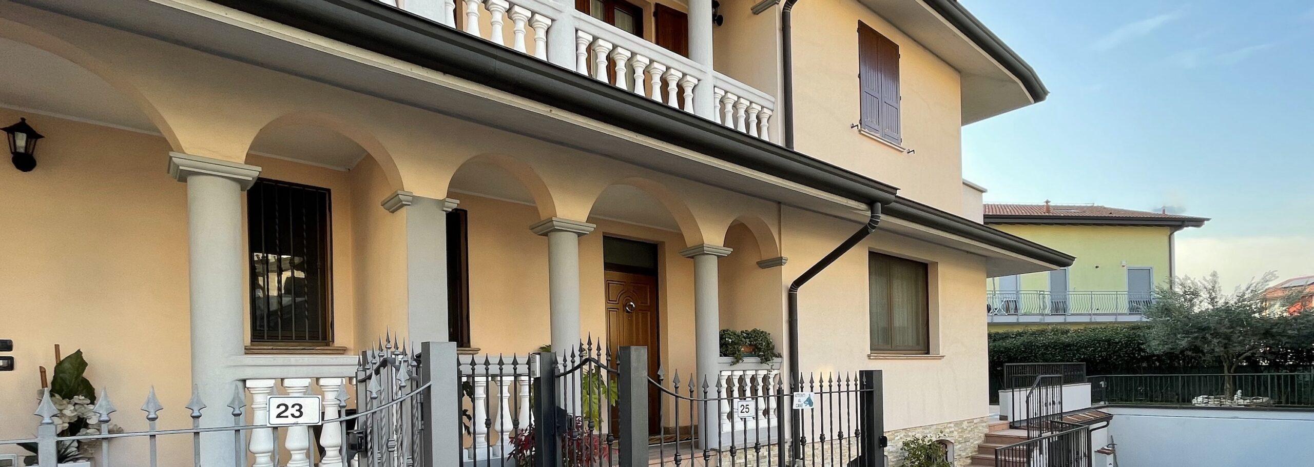 Villa bifamiliare a Caravaggio