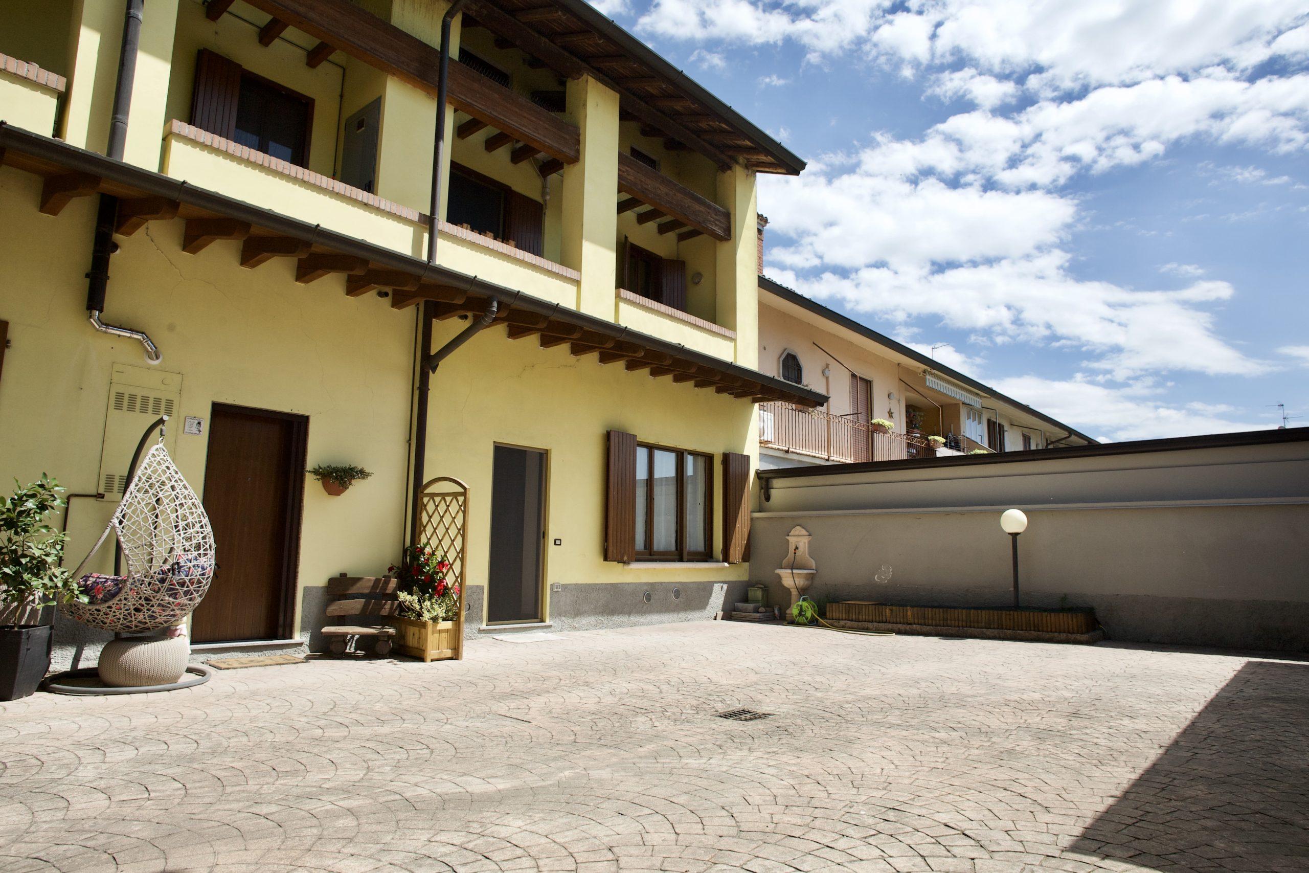 Porzione di casa a Misano Gera d'Adda