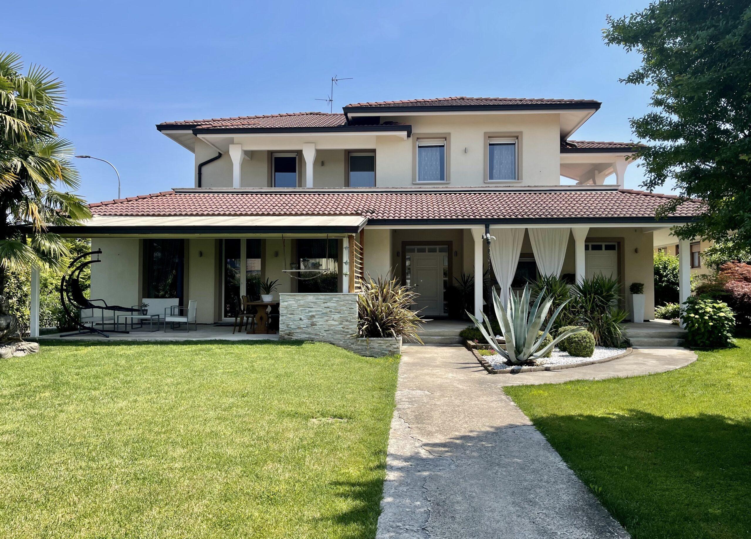 Villa singola a Vailate